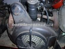 Motor použitý odzkoušený 2CV4