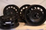 Plechové disky, KFZ 9915 -  6,5Jx16...