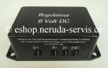 Elektronický regulátor 6V / 25 AMP
