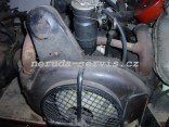 Polomotor 2cv - 602ccm  nebo 425ccm...