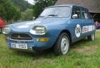 Přestavěný Ami 8 Super pro soutěže Rallye Revival