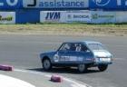 Ami Super při Rallye Praha Revival - Sosnová. Tato verze je s motorem 1015ccm.