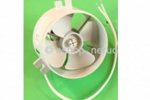 Horkovzdušný ventilátor pro instalaci do topné hadice Citroen 2CV