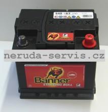 Baterie Banner 41Ah