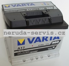 Baterie VARTA 41Ah
