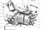 Převodovka pro kotoučové brzdy