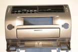 Citroën C4, ventilační otvory palub...