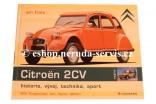 Citroën 2CV - historie, vývoj, tech...
