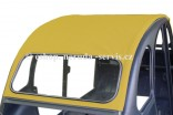 Střecha žlutá kompletní s oknem - 2...