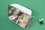 Hrnec reflektoru pochromovaný plast - Obdelník - 2CV