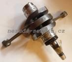 Klika motoru 2CV6 - Použitá