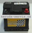 Autobaterie SUPERSTART 12V 40Ah